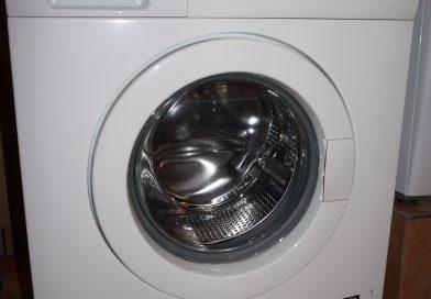 L'électroménager : Le lave-linge