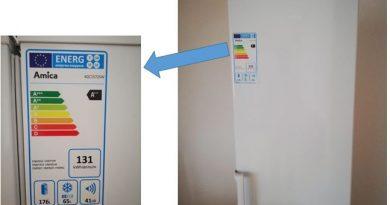 L'électroménager : J'achète les appareils labellisés