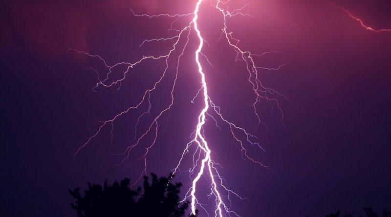 Comment me protéger en cas d'orage?